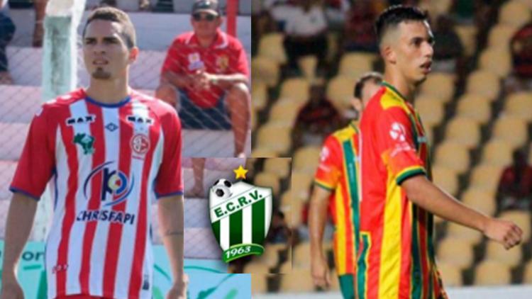 Rio Verde llega a la contratación del centrocampista Marcelinho y el delantero ítalo
