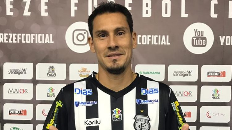 After renewing contract with América-RN, defender Adriano Alves is loaned to Treze-PB